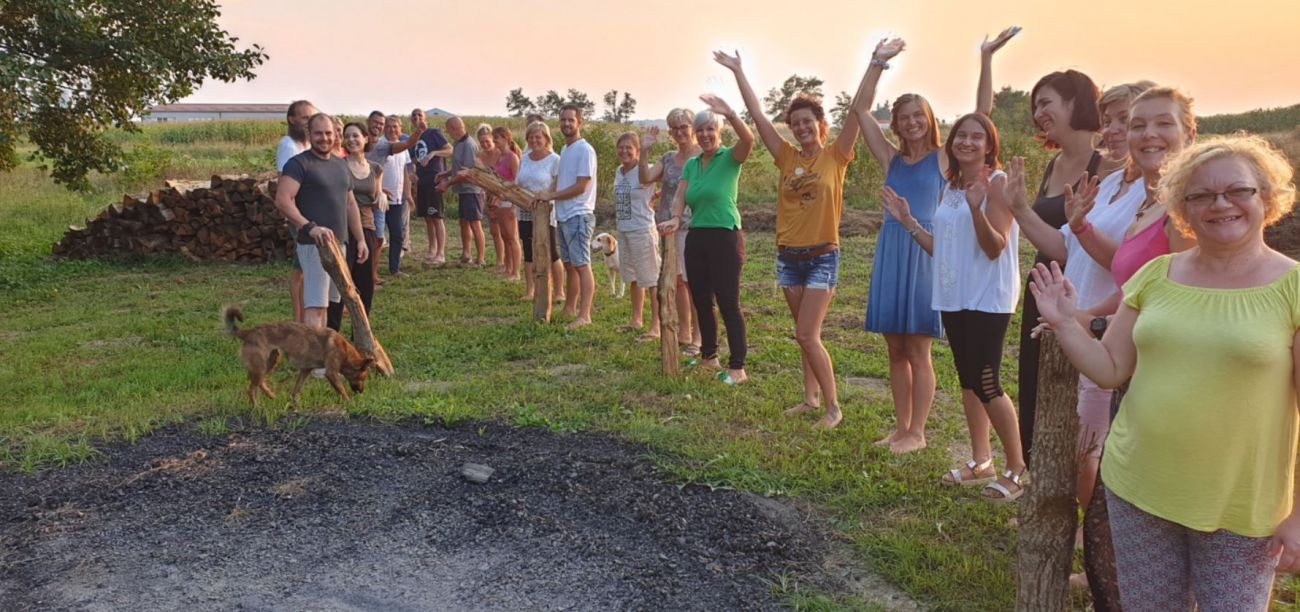 Seminar životno pročišćavanje elementom vatre - hod po žeravici Neven Carin